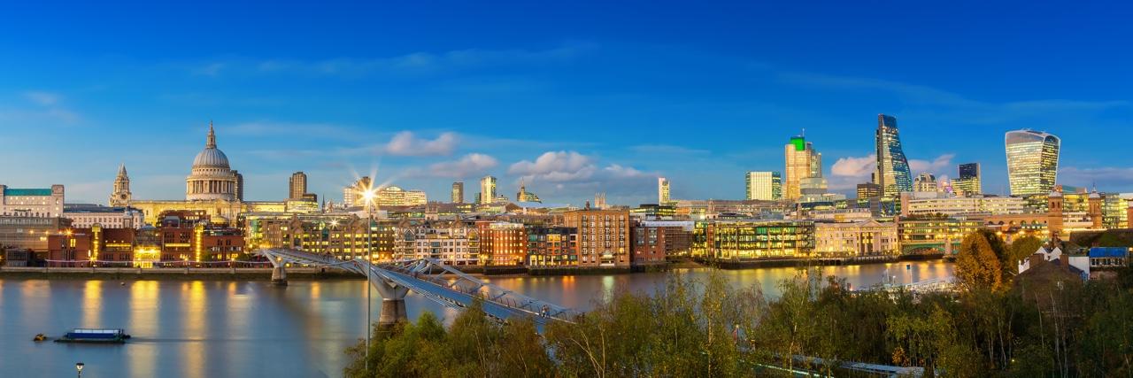 EBR Attridge London Skyline Day