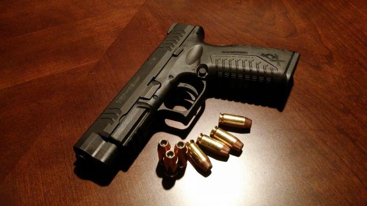 Firearms - Sentencing Reform